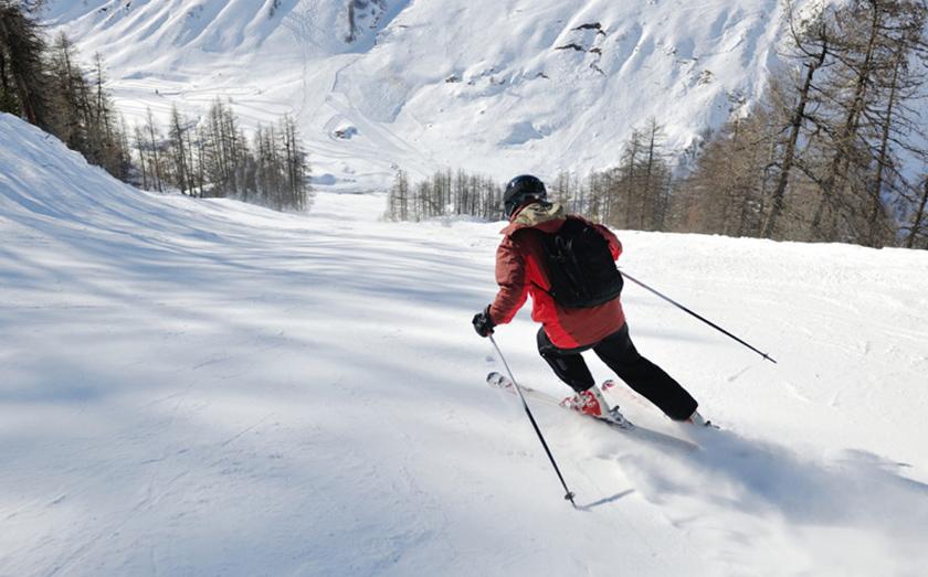 Wenn Die Skischaukel Im Akja Endet…